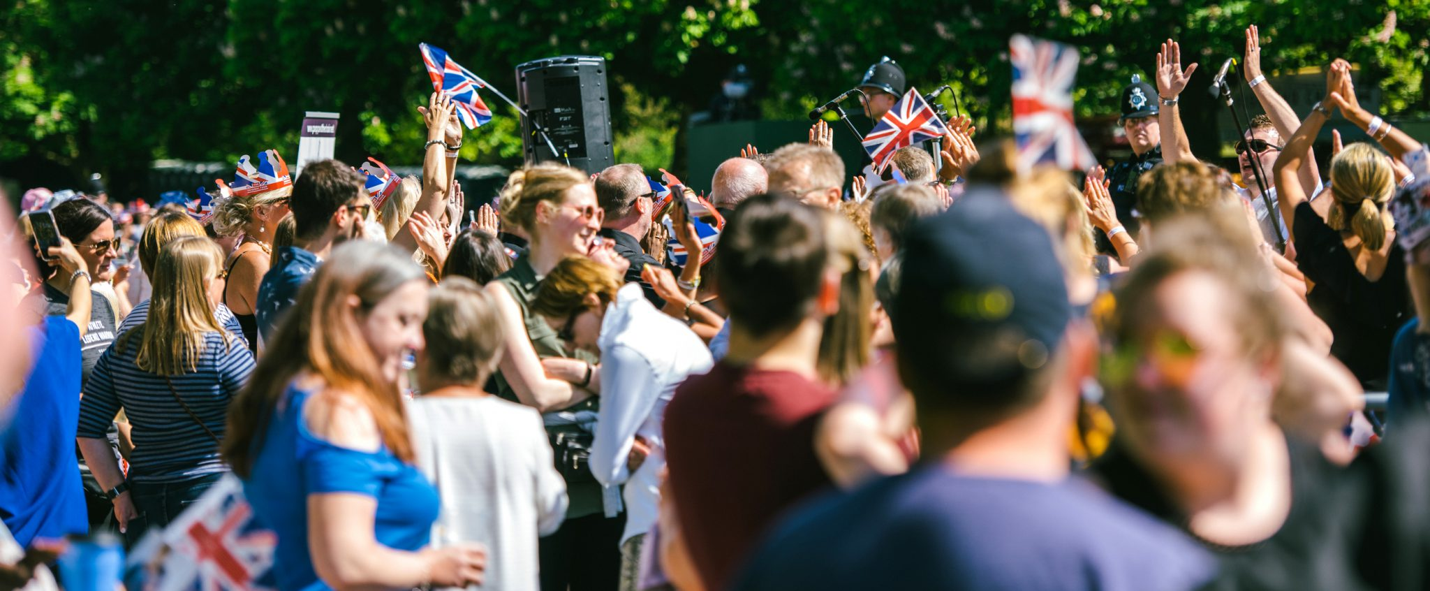M2A Media's Live Streaming Delivers Royal Wedding to the US