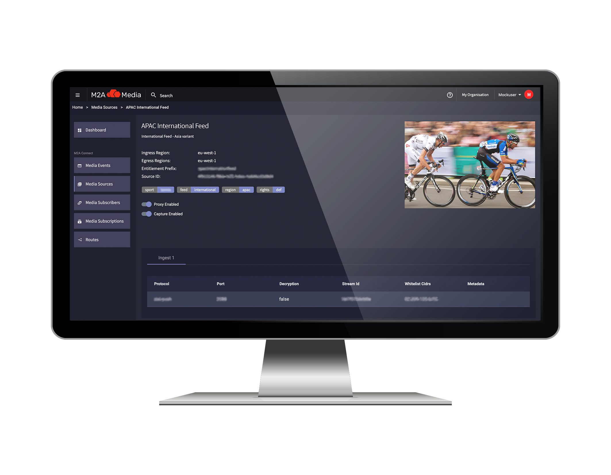 console-image-monitor